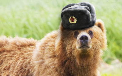 LSLF Episode 67: Loaded For Bear AND Communists